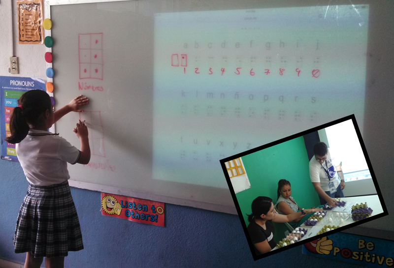 Sistema Braille para Todos